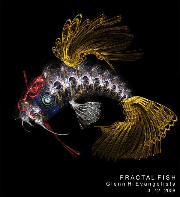 3d Fish Tank Wallpaper Generar Fractales Ikkaro