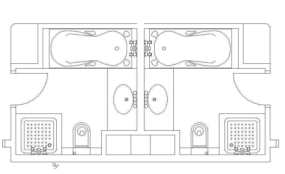 hotel bathroom floor plan with on public bathroom floor plans