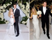 Celebrity Wedding Hairstyles   Wedding Hair Styles ...