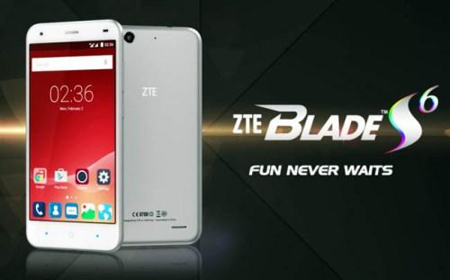 Harga HP ZTE Blade S6 Indonesia