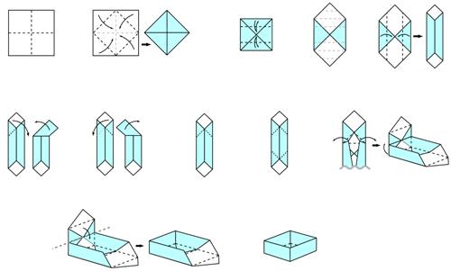 Cozy Quick Origami Instructions Pdf 2018 Ivoiregion