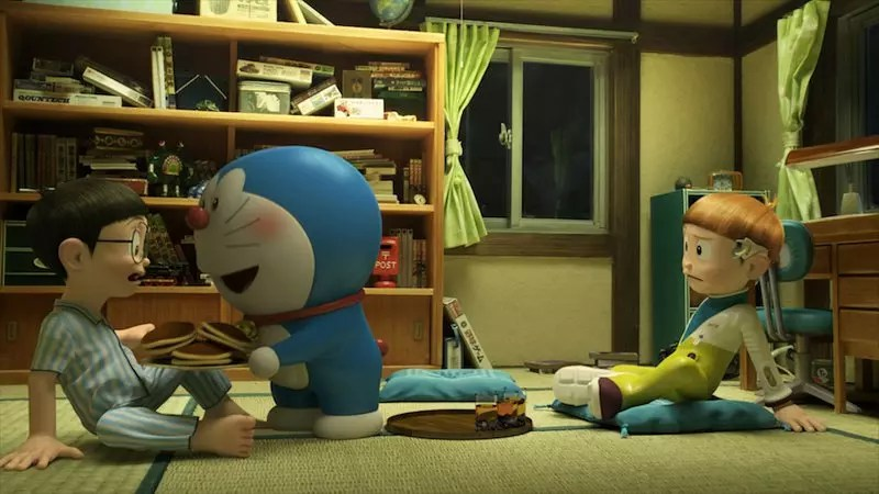 Stand By Me Doraemon 3d Wallpaper Anime Doraemon Il Film Stand By Me Doraemon Di