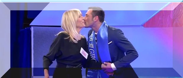 Sossio Aruta vince la sfilata di Uomini e donne