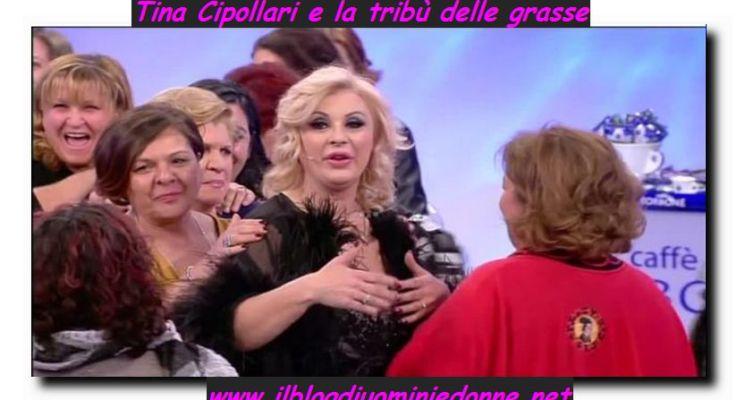 Chicco Nalli rimprovera severamente Tina Cipollari e gli dice