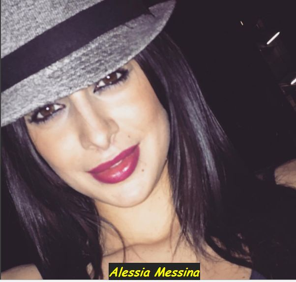 Alessia Messina ex corteggiatrice
