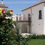 Tenuta di Caserta dove si sposerano Cristian e Tara per il matrimonio
