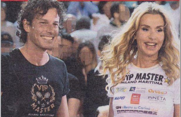 Valeria Marini pensa alla gravidanza col fidanzato Patrick Baldassari