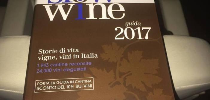 I vini del Veneto per la guida dello Slow Wine 2017