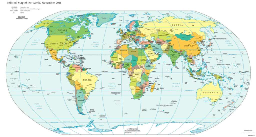 Map of World Mountain Ranges And Deserts World Map With Deserts And