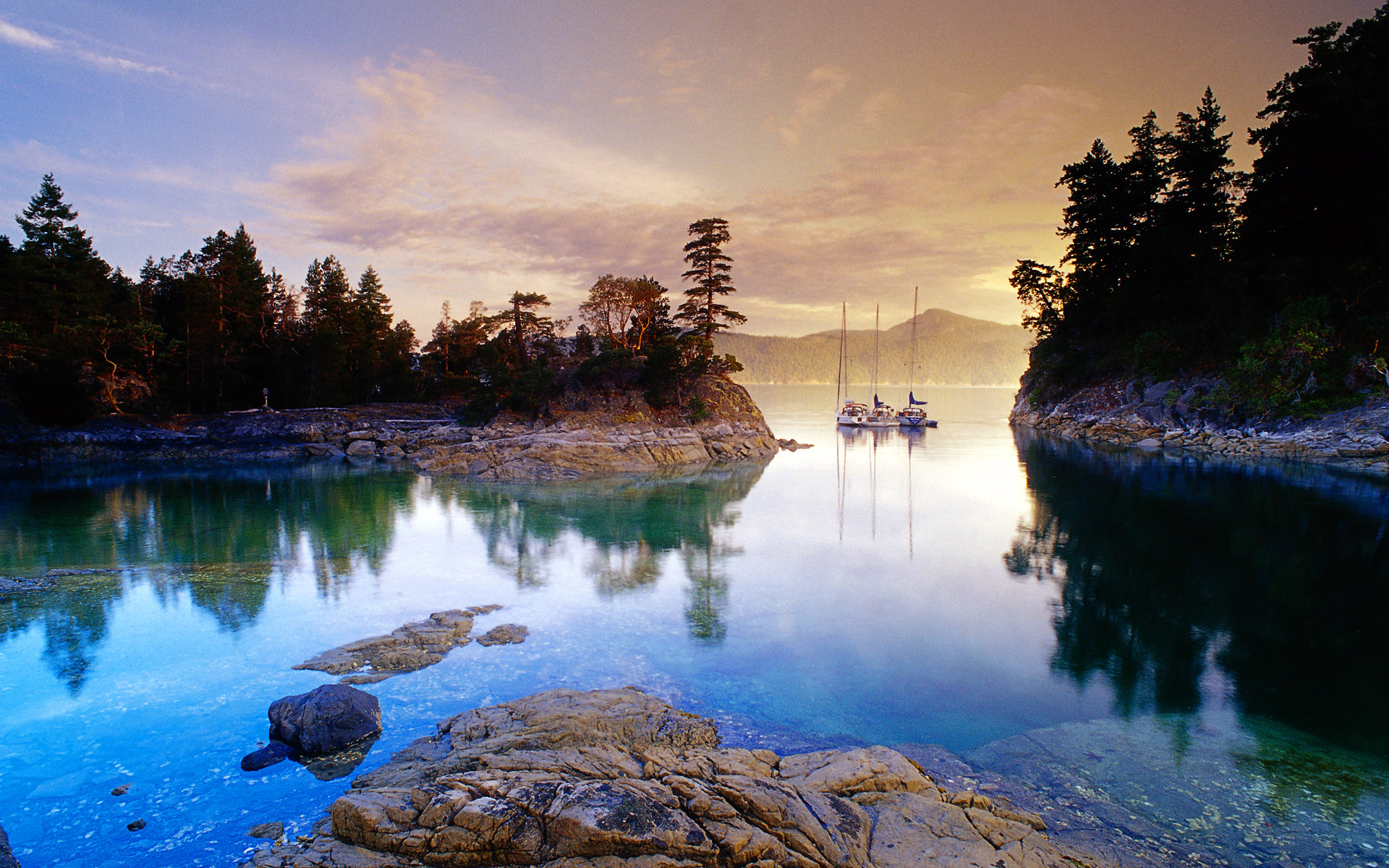 Interesting Quotes Wallpapers Daily Wallpaper Beautiful Canadian Lakes I Like To