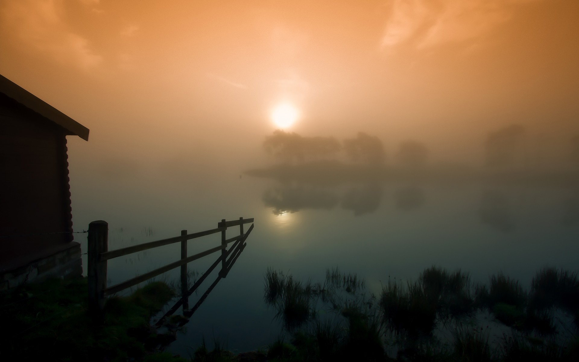Deep Wallpaper Quotes Daily Wallpaper Foggy Morning I Like To Waste My Time