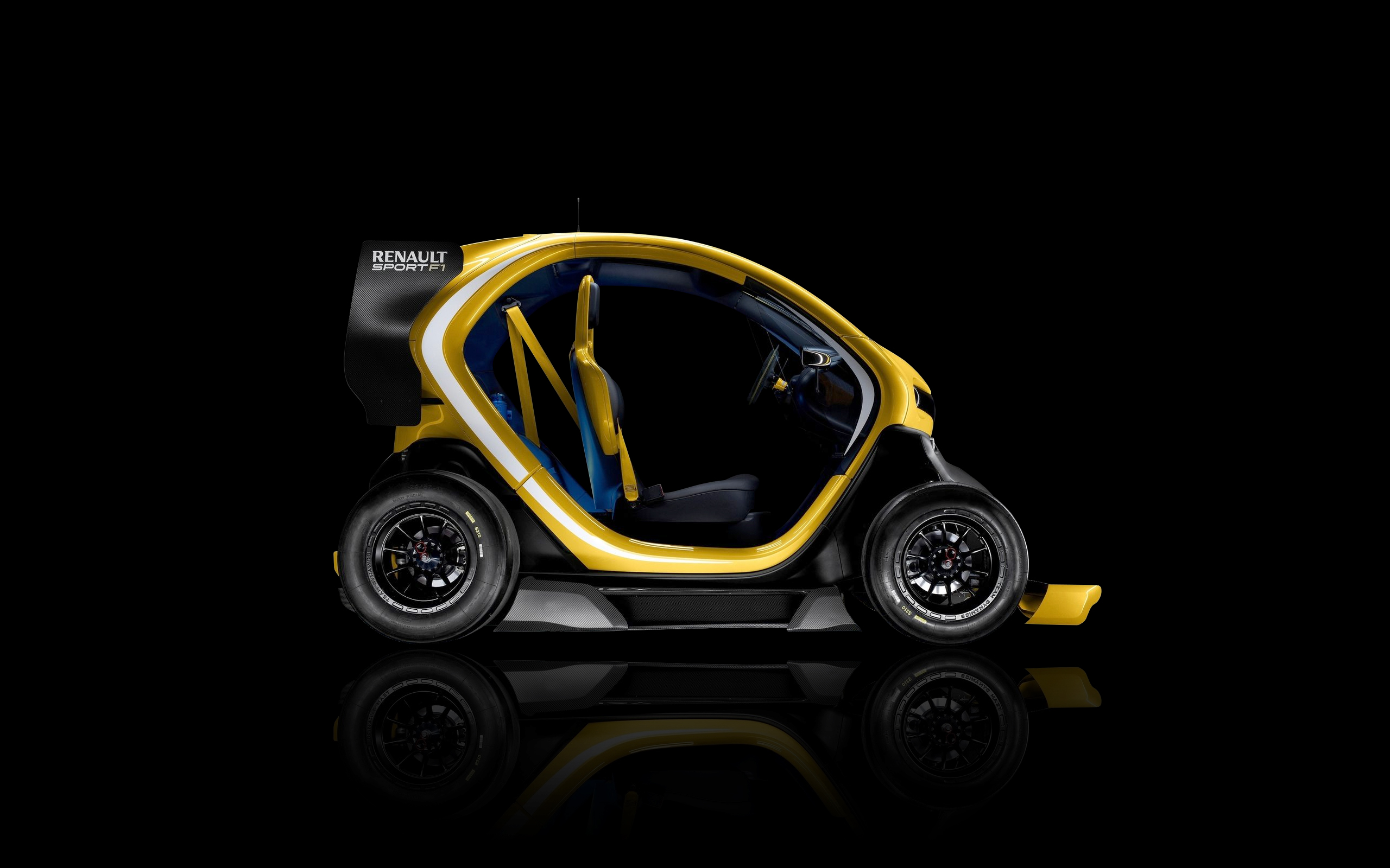 Hoonigan Cars Wallpaper Daily Wallpaper Renault Twizy Sport F1 Exclusive I