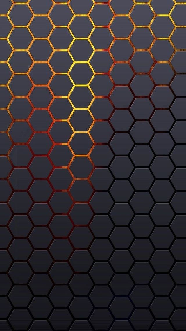 Moving Wallpaper Iphone 6s Plus Hexagonal Grid Background Iphone 5s Wallpaper Download