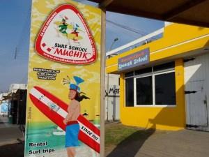 Surf Schools in Peru