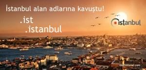 İstanbul alan adları
