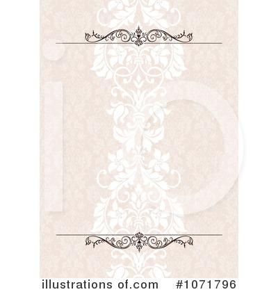 Invitation Clipart #1071796 - Illustration by BestVector