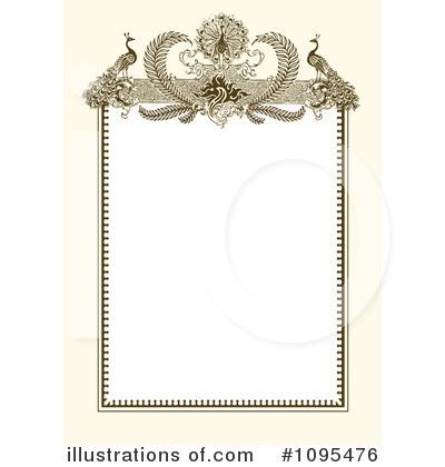 Invitation Clipart #1095476 - Illustration by BestVector