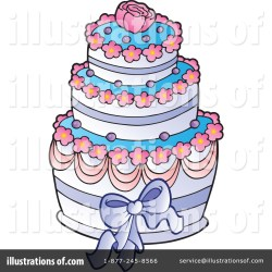 Small Of Wedding Cake Clipart
