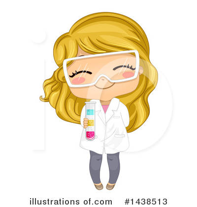 Science Clipart #1438513 - Illustration by BNP Design Studio