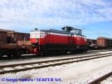 Serfer K220 a Benevento