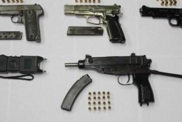 Operazione congiunta di carabinieri e polizia a Francavilla