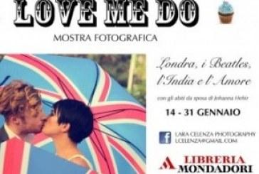Love me do, la nuova mostra fotografica di Lara Celenza