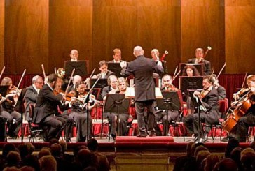 "L'Orchestra Sinfonica abruzzese si esibisce al ""Ruzzi"""
