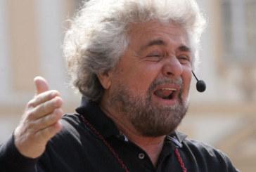 """Beppe Grillo: """"Gli abruzzesi devono restituire 700mila euro al M5S"""""""