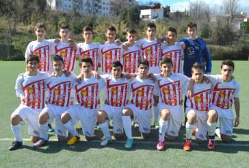 Bacigalupo, l'avventura nei Giovanissimi Regionali termina alle semifinali
