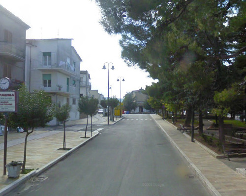 Corso Vittorio Emanuele II - Gissi