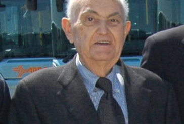 Lutto in città per la scomparsa di Enrico Tessitore