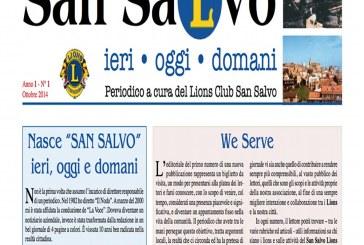"""È nato il periodico """"San Salvo ieri, oggi, domani"""""""
