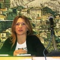 La scrittrice Palma Lavecchia
