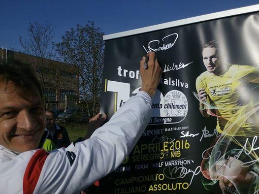 Ufficio Di Fonzo Vasto : Vito sardella 3° posto assoluto alla 100 km di seregno il nuovo