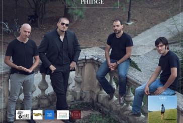 """I Phidge a San Salvo marina per presentare il loro terzo album """"Paris"""""""