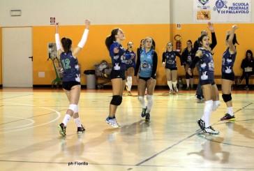 Oggi la sfida Madogas San Gabriele-Volley Ball Lanciano
