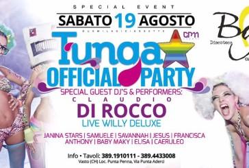 "Al Baja Village il ""Tunga Official Party"""