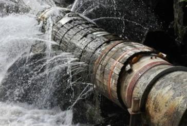 Riduzione della fornitura idrica per Vasto e San Salvo