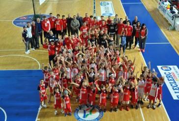 """""""MiniBasket Day"""", un pomeriggio di sport e divertimento"""