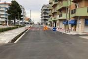 San Salvo Marina, istituita l'sola pedonale in via Vespucci