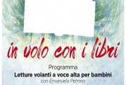 """""""In Volo con i libri"""" alla Nuova Libreria"""