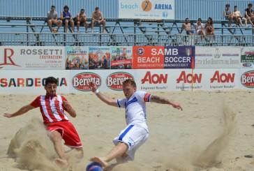 Vastese Beach Soccer, parla Andrea Pollutri