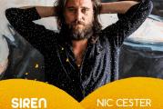 Il musicista australiano Nic Cester al Siren Festival