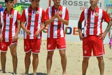 La vastese Beach Soccer batte il Noname Nettuno