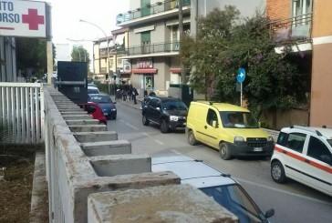 Auto rubata al San Pio, secondo caso in due giorni