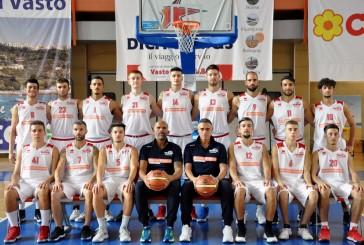 La Vasto Basket padrona della Serie C Silver