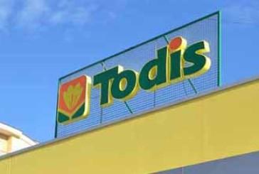 San Salvo, Todis annuncia 6 esuberi su 16 dipendenti