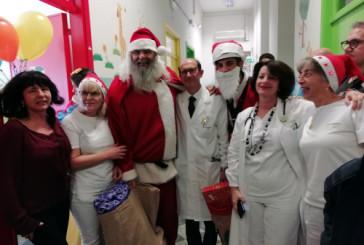 All'ospedale di Lanciano una Squilla carica di emozione nel ricordo di Pino Valente