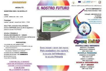 Open day alla Scuola Primaria di via De Vito