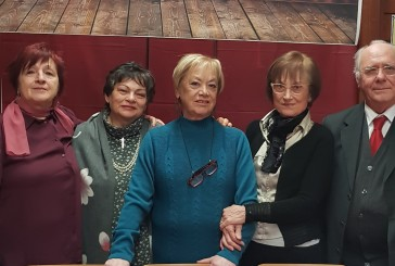"""Grande successo per la presentazione della silloge di Lucia Desiati """"Nuova Umanità"""""""